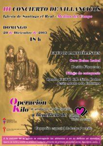 Cartel III Concierto de Villancicos_2350x3324
