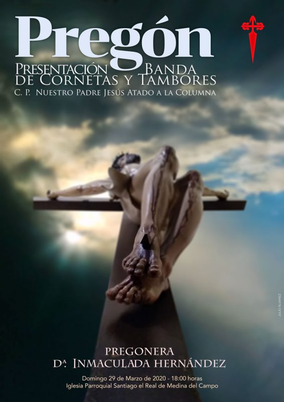 Pregón semana santa 2020 medina del campo
