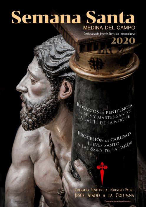Semana Santa 2020 Medina del Campo, CP. Jesús Atado a la Columna